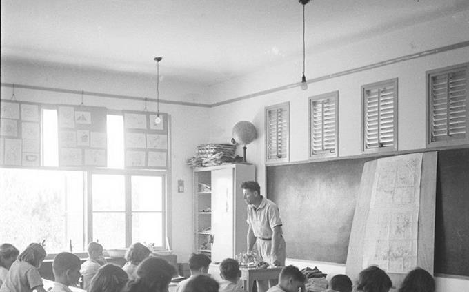 חידון סלנג: ילדים בבית ספר