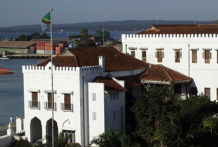 9 אטרקציות בזנזיבר: ארמון הסולטן