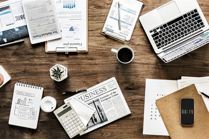 בחן את עצמך: שולחן עבודה מבולגן