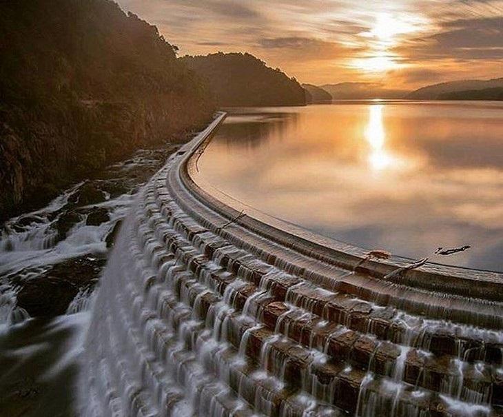 מקומות יפים: סכר ניו קרוטון בניו יורק
