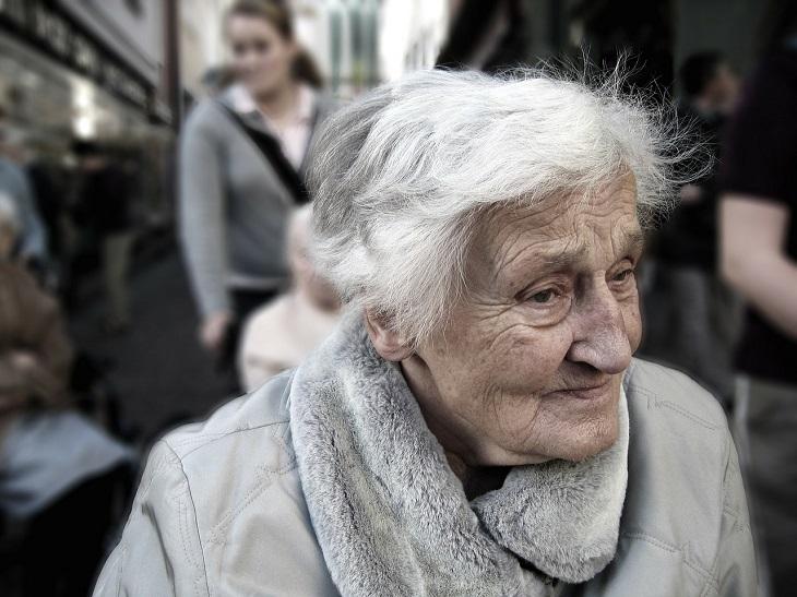 פריצות הדרך המדעיות של 2018: אישה זקנה