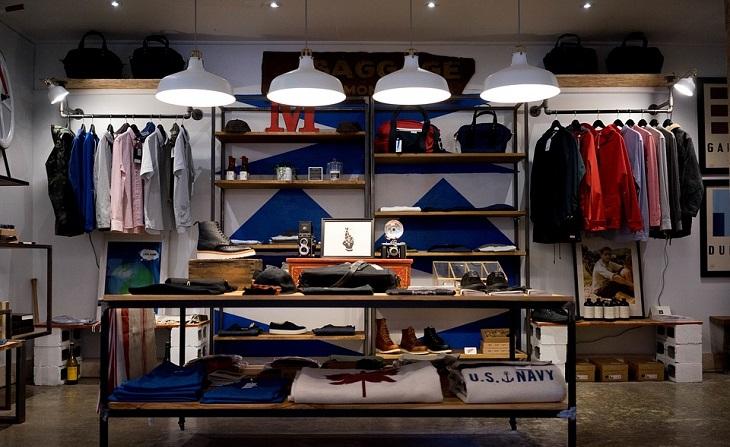 בדיחה על חליפה מכוערת: חנות בגדים