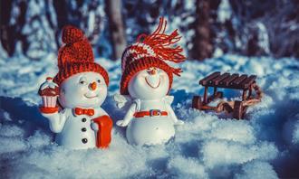 מצא את ההבדלים: אנשי שלג