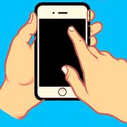 איך אתם משתמשים בסמארטפון ומה זה אומר עליכם: מחזיקים ביד אחת ומשתמשים ביד השנייה