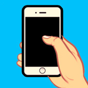 איך אתם משתמשים בסמארטפון ומה זה אומר עליכם: מחזיקים ומשתמשים ביד אחת