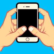 איך אתם משתמשים בסמארטפון ומה זה אומר עליכם: מחזיקים ומשתמשים בשתי הידיים