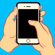 איך אתם משתמשים בסמארטפון ומה זה אומר עליכם: מחזיקים בשתי ידיים ומשתמשים ביד אחת