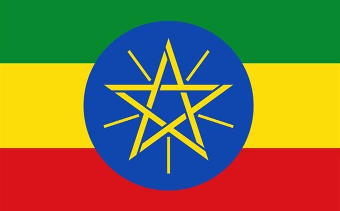בחן את עצמך: דגל מדינה אפריקאית
