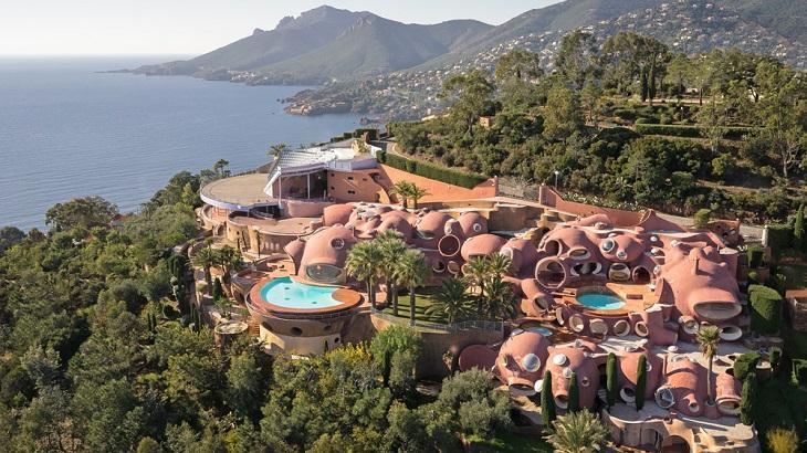 12 בתים יקרים מרחבי העולם: ארמון הבועה – צרפת