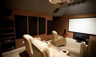 מבחן אישיות: חדר קולנוע ביתי