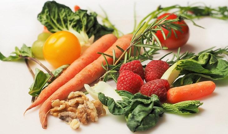 רפואה מונעת מאת דוד אשל: אוכל בריא