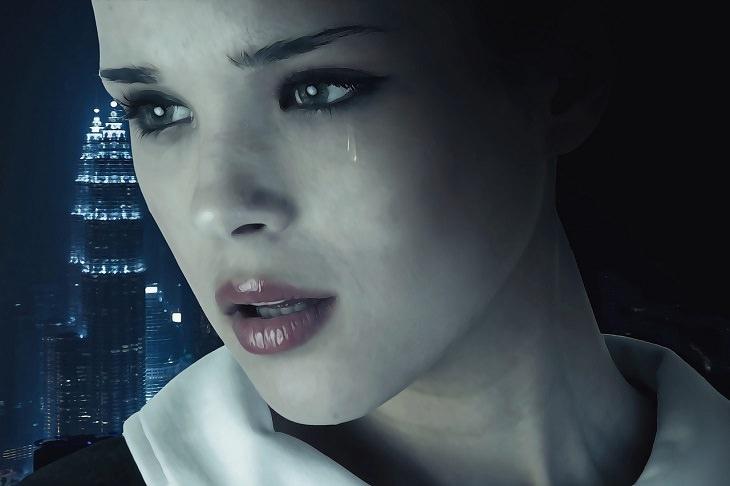 טריקים שעוזרים לקחת פיקוד במצבים בלתי נשלטים של הגוף: אשה בוכה