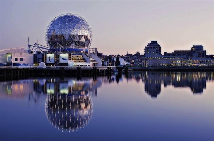 ערים ופארקים בקנדה: ונקובר