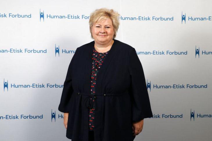 ראש ממשלת נורווגיה – ארנה סולברג