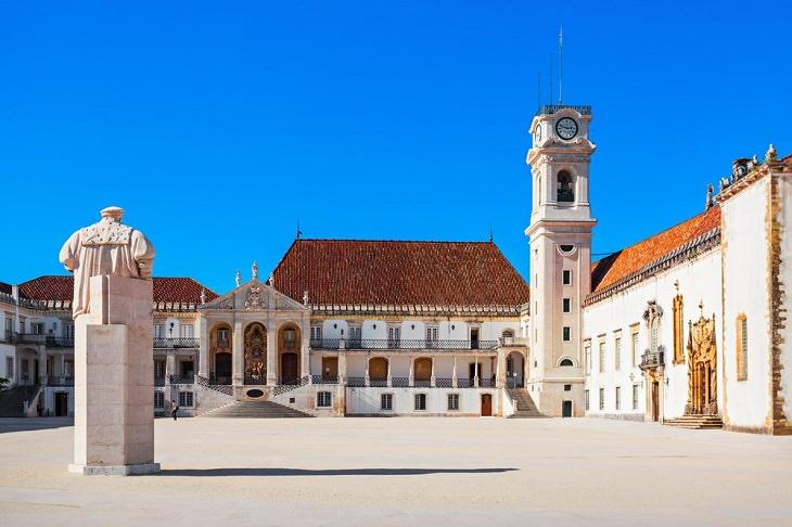 לימודים בפורטוגל: אוניברסיטת קוימברה