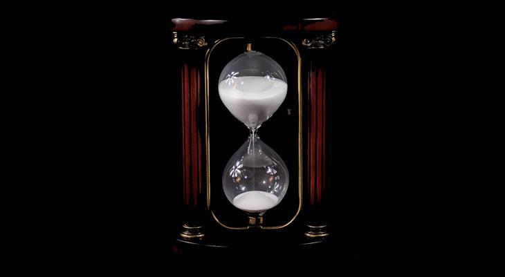 סימנים שאתם לא עושים את מה שאתם רוצים: שעון חול