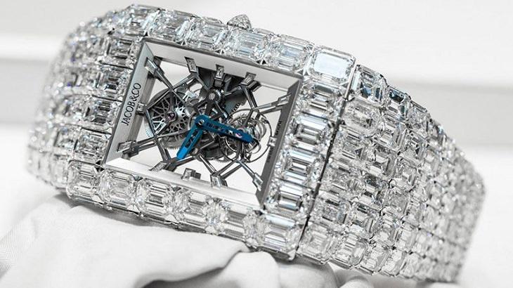 השעונים היקרים ביותר בעולם: שעון המיליארדר