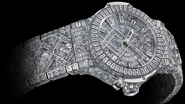 השעונים היקרים ביותר בעולם: המפץ הגדול