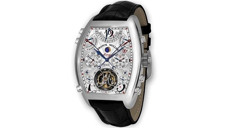 השעונים היקרים ביותר בעולם: אטרניטס מגה 4