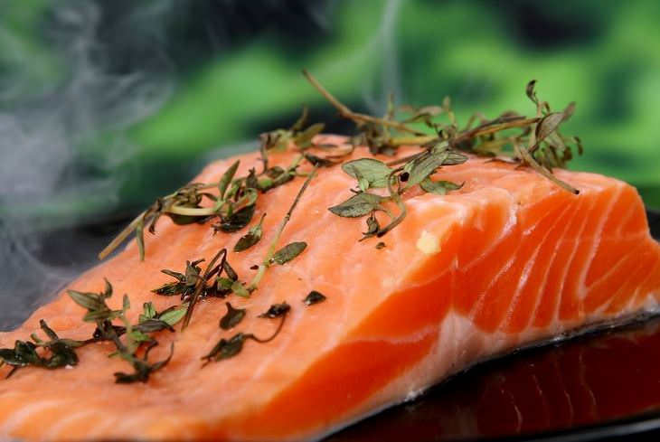 טיפים למטבח: דג סלמון