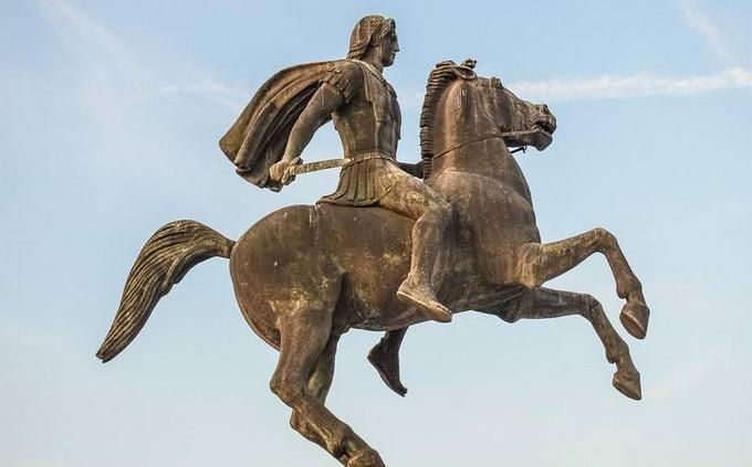 מבחן היסטוריה: לוחם רומי רוכב על סוס