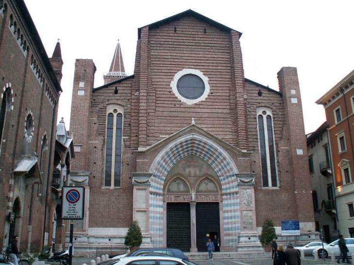 ורונה: כנסיית סנט אנסטסיה