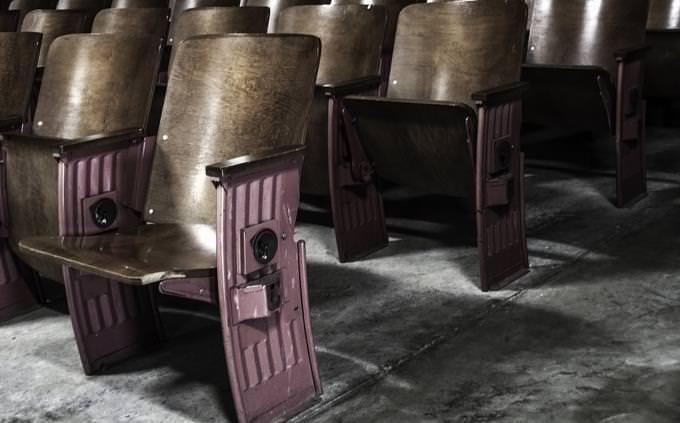 מבחן טריוויה: כסאות באולם תיאטרון