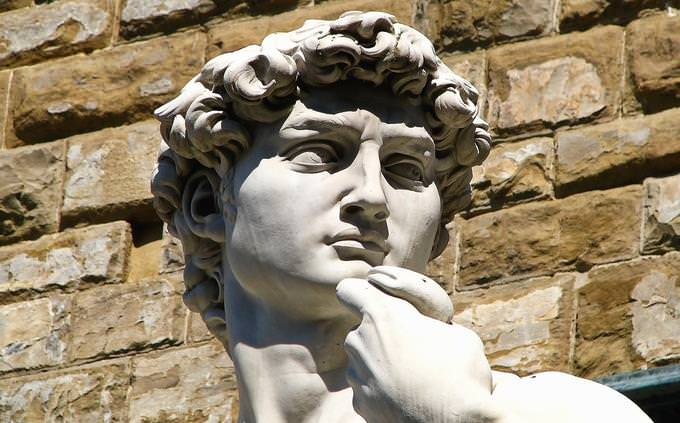 מבחן טריוויה: פסל דוד של מיכלאנג'לו