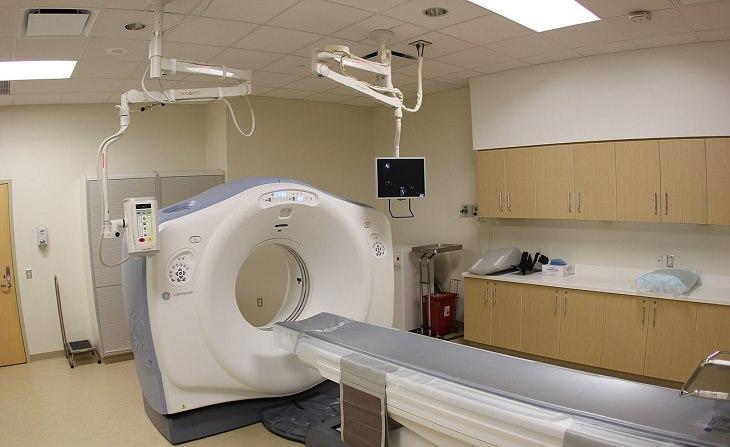 קולונוסקופיה וירטואלית לאיתור סרטן המעי הגס: מכשיר CT