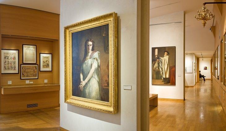 13 אתרי מורשת יהודית באירופה: המוזיאון לאמנות והיסטוריה של היהדות