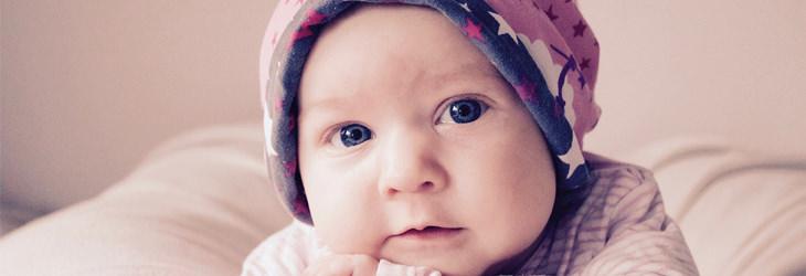 מבחן מי התינוקת: תינוק מספר 1 – לחיים שמנמנות