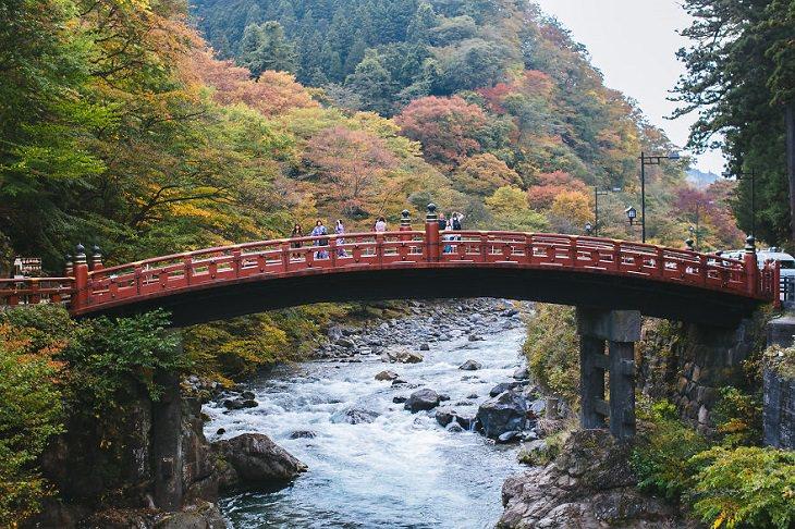 יפן ב-14 ימים: גשר שינקיו בניקו