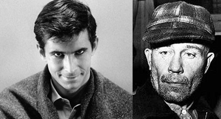 דמויות בדיוניות שמבוססות על אנשים אמיתיים: אנתוני פרקינס ואד גיין