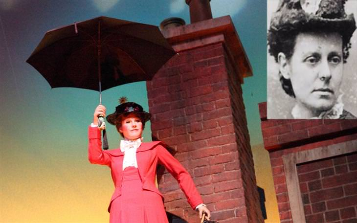 דמויות בדיוניות שמבוססות על אנשים אמיתיים: מרי פופונס ודודה סאס