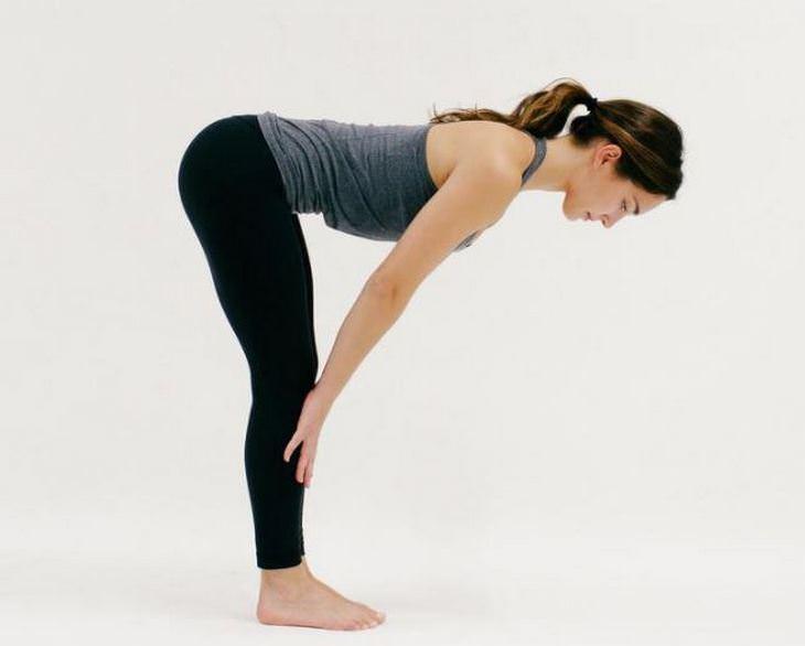 תרגילי יוגה: מחצית הדרך
