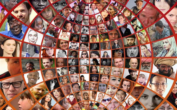 טריוויה: הרבה תמונות של אנשים