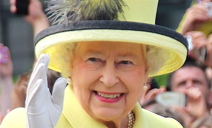 טיפים לתזונה ממלכת אנגליה: אליזבת השנייה