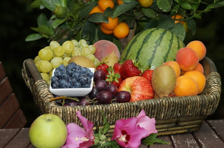 אירועי שבועות: סל מלא פריות העונה