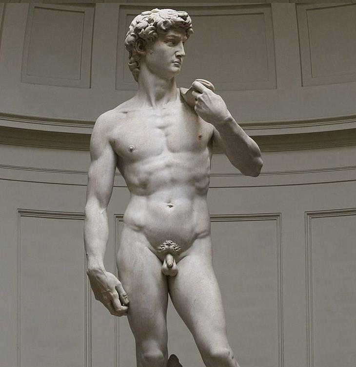פסל: דוד של מיכלאנג'לו