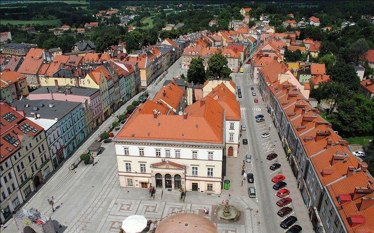 עיירה בפולין: זלוטוריה