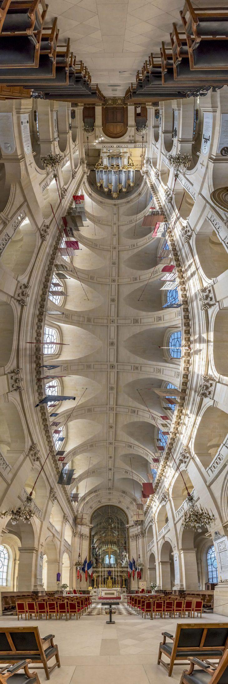כנסיות בפריז: קתדרלת סן-לואי דה אינווליד
