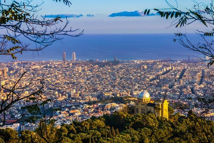 מסלול טיול בקטלוניה: ברצלונה