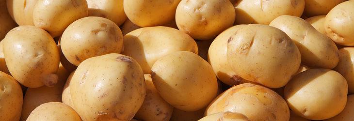 טיפולים טבעיים בברכיים ומרפקים שחורים: תפוחי אדמה