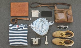 מבחן מצא את ההבדלים: חפצים מסודרים
