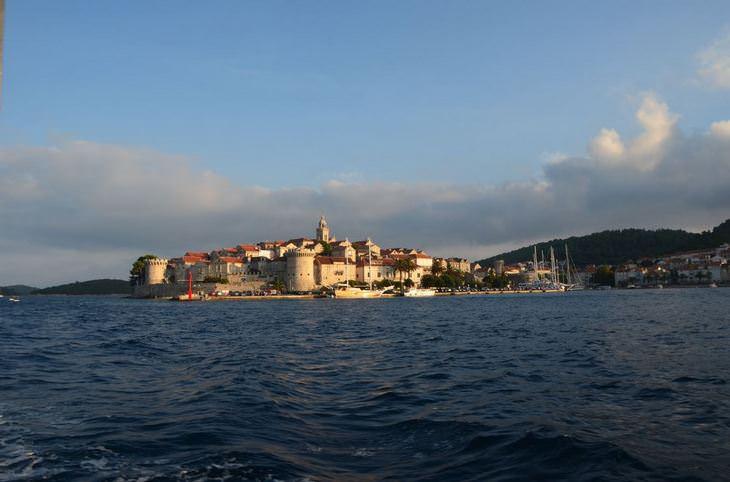 איי קרואטיה: קורצ'ולה