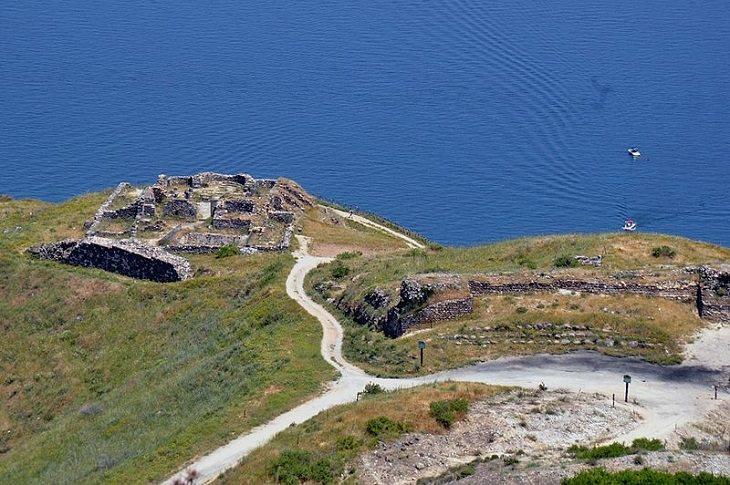 אתרים היסטוריים: הר ברניקי