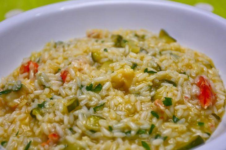 טיפים להכנת אורז: ריזוטו