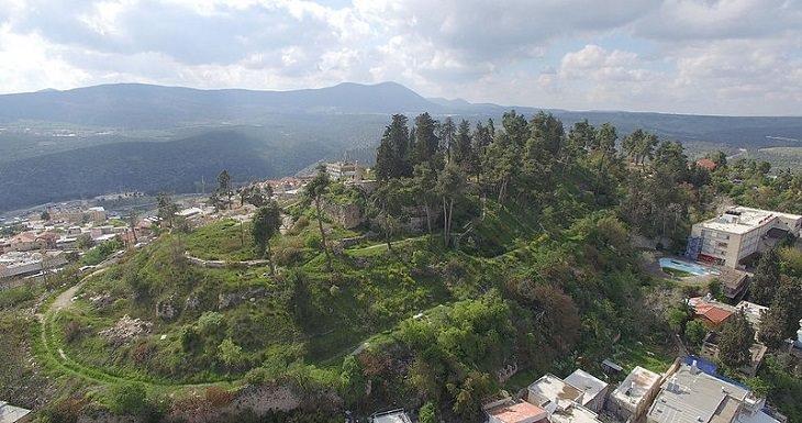 אתרים היסטוריים: מצודת צפת