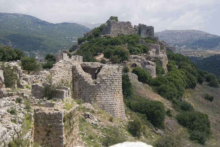 אתרים היסטוריים: מבצר נמרוד