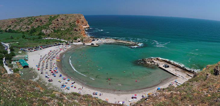 בולגריה: רצועת חוף בים השחור